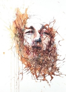 """Roots"" by Carne Griffiths"